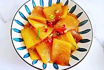 素炒冬瓜片‼️的做法