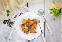 蜂蜜黄油吐司脆片#快手又营养,我家的冬日必备菜品#的做法
