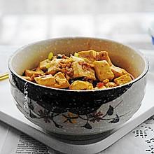 #换着花样吃早餐#香辣炖豆腐