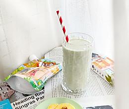 #糖小朵甜蜜控糖秘籍#0卡糖牛油果奶昔的做法