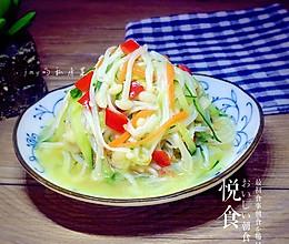 凉拌金针菇~简单开胃的快手凉菜的做法