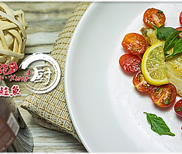 地中海风味《柠味海鲈鱼》的做法