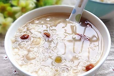 绿豆薏米百合粥