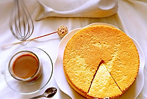 8寸戚风蛋糕的做法
