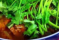 正宗四川水煮肉片的做法