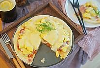 夏威夷披萨 和菠萝咕咾肉相提并论的黑暗料理#硬核菜谱制作人#的做法
