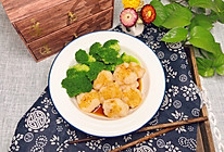 减脂餐:自制虾丸的做法