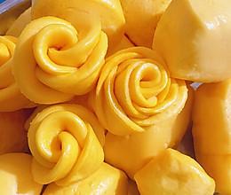 清甜奶香南瓜馒头的做法