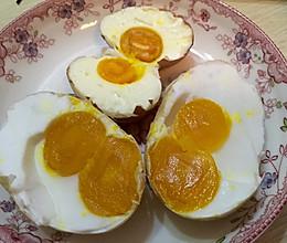 自制咸蛋的做法