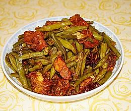 #白色情人节限定美味#豆角炖排骨,吃不够的东北菜