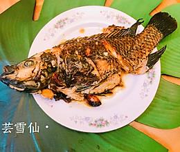 紅燒吳郭魚(羅非魚)的做法