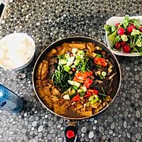 彩椒鲜香鱼头炖豆腐的做法图解7