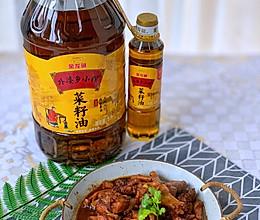 #福气年夜菜#酱汁浓郁蒜香蜂蜜黑椒炒鸡的做法