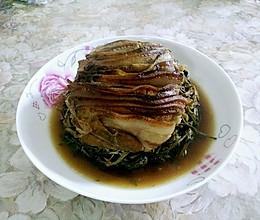 马齿菜/梅干菜扣肉的做法