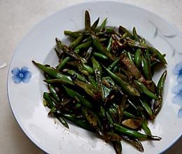 素炒芸豆丝的做法