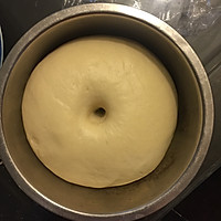 蔓越莓炼乳手撕面包的做法图解3