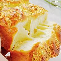 椰蓉面包卷的做法图解19