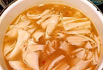 汤汁豆皮的做法