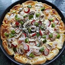 海鲜芝心披萨