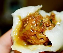 王老实手工年糕之萝卜丝团子的做法