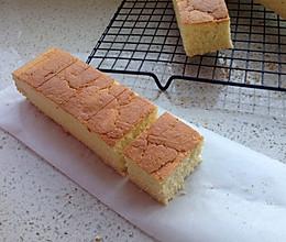 麦芽糖风味蛋糕的做法