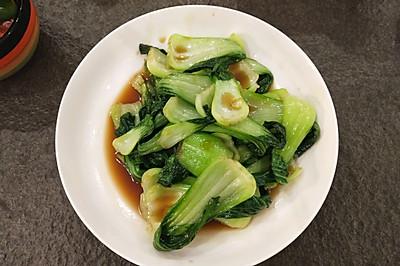 懶人菜·炒油菜