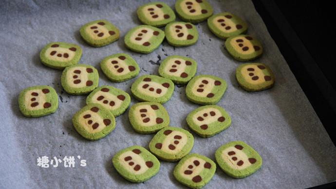 【熊猫饼干】