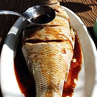年夜饭_清蒸鲈鱼的做法图解6