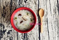 香菇鸡肉粥(电饭煲版)的做法