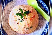 独家||低卡饱腹,好吃到舔盘的鸡蛋土豆泥沙拉的做法