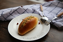 蒜香橄榄包的做法