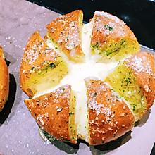网红蒜香面包