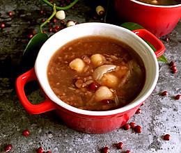红豆莲子百合粥的做法