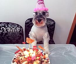 宠物狗狗的蛋糕的做法
