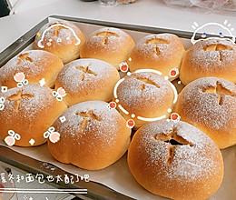 大米紫米面包的做法