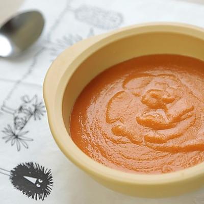 宝宝消化不良? 试试这道简单易做的小米胡萝卜泥