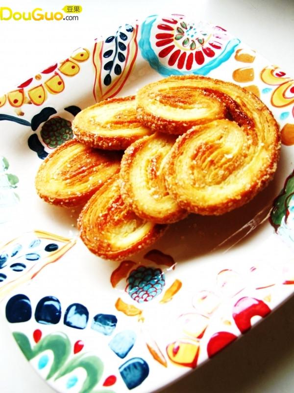 层层叠叠—奶油蝴蝶酥的做法
