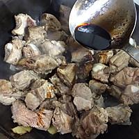 排骨炖香菇的做法图解4