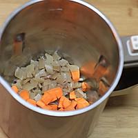 【胡萝卜肉皮冻(豆浆机版)】——懒办法巧做美颜菜的做法图解10