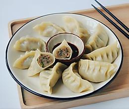 韭菜大肉饺的做法