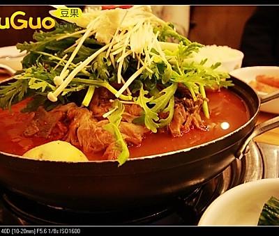 香辣土豆锅