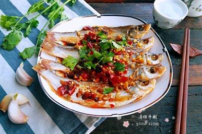 #网红美食我来做#一锅二吃快捷清蒸咸鱼