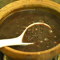 红豆小米粥—冬季暖身的做法图解5