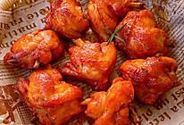 #以美食的名义说爱她#皮脆肉嫩奥尔良烤翅根的做法