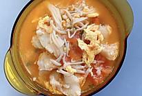 减脂番茄龙利鱼汤的做法