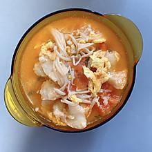 减脂番茄龙利鱼汤