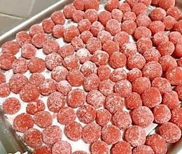 #网红美食我来做#山楂球的做法