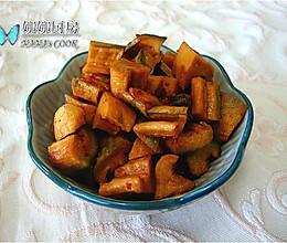 萝卜干咸菜的做法