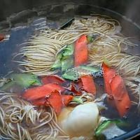 酱汤挂面#急速早餐#的做法图解8