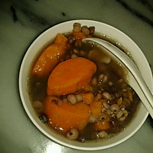 红薯薏米红豆粥